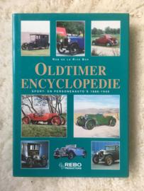 Oldtimer Encyclopedie, Sport en Personenautos 1886-1940