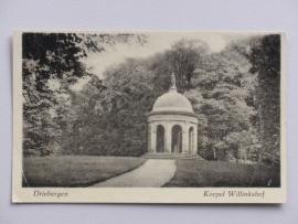 Driebergen, Koepel Willinkshof 1940