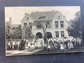 Dordrecht, School Muhring, Vrieseweg 24a, 1916