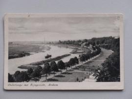 Arnhem, Onderlangs met Rijngezicht 1951