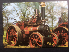 Marshall Traction Engine, 1905