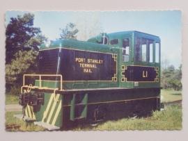 25 Ton Diesel Electric 1952