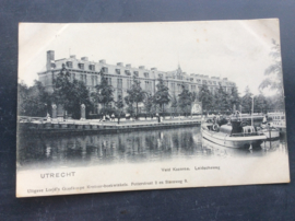 Utrecht, Veld Kazerne, Leidscheweg