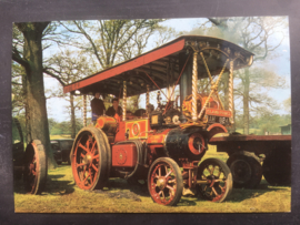Burrell Showmans Engine, 1921