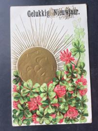 Gelukkig Nieuwjaar, 1914