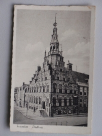 Franeker, Stadhuis