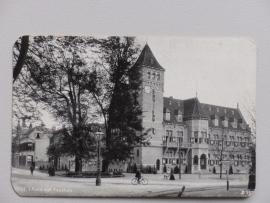 Zeist, t Rond met Raadhuis  (1913)