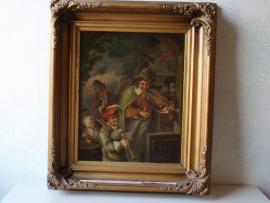 17e eeuwse muzikanten (plm 1900)