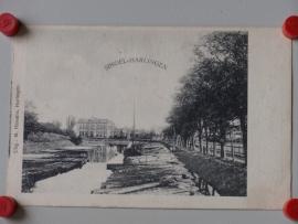 Harlingen, Singel (1904)