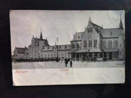 Nijmegen, Station (1906)
