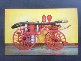 Steam Fire Engine, 1900, by Waterous Co