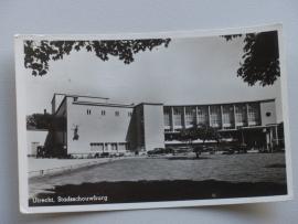 Utrecht, Stadsschouwburg  1949)