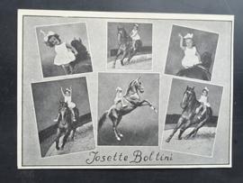 Josette Boltini, 1957