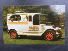 White Calliope Truck, 1915