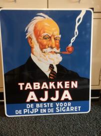 Tabakken AJJA, de beste voor de pijp en de sigaret