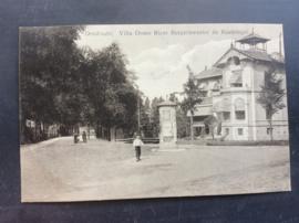 Dordrecht, Villa Domo Ricor, Burgemeester de Raadsingel, 1918