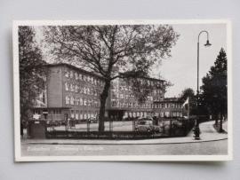 """Enschede, Ziekenhuis """"Ziekenzorg"""" (1958)"""