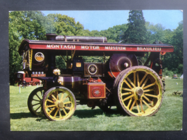 Lord Nelson, Traction Engine, 1913