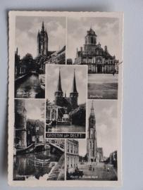 Delft, Groeten uit, 1941