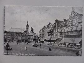 Haarlem, Grote Markt met Stadhuis