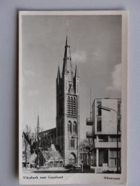 Hilversum, Vituskerk met Gooiland (1964)