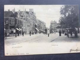 Utrecht, Vredenburg, 1905