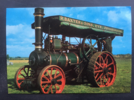 Foster Traction Engine, 1926
