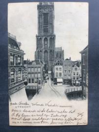 Utrecht, Maartensbrug, 1905