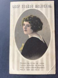 Leef Steeds Gelukkig, 1918