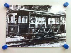 Rijtuig 16 van de Stichtsche Tramway Maatschappij (1891)