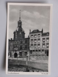 Dordrecht, Groothoofdspoort 1957
