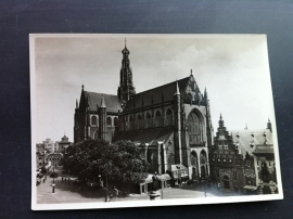 Haarlem, Groote- of St Bavokerk