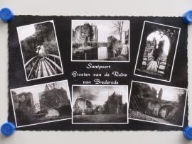 Santpoort, Groeten van de Ruine van Brederode