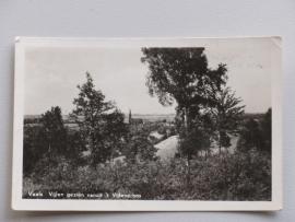 Vaals, Vijlen gezien vanuit het Vijlerbos  (1954)