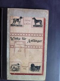 Hunde-sport und jagd, Winke fur anfanger (Munchen 1894)