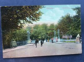 Deventer, Leeuwenbrug, 1915