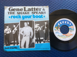 Gene Latter & The Shake Spears