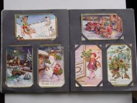Ansichtkaarten album (1930-1950)