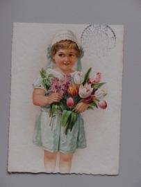 Bloemenmeisje Afz Carretje (1931)