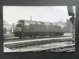 Locomotive IB 21, D 839