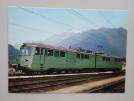 Lokomotive Ae 8/14 nr 11 852 der SBB
