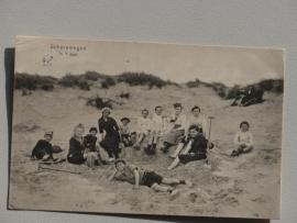 Scheveningen, In t duin  (1916)