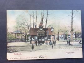Arnhem, Velperplein, rond 1910