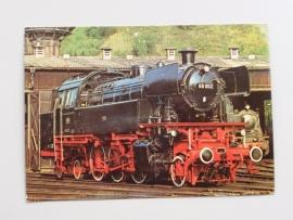 Personenzug-Tenderlokomotive 66 002 der Deutsche Bundesbahn