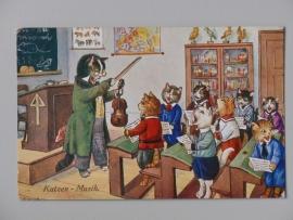 Katzen-Muzik afz Marita(1935)