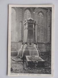 Ginneken, Monument met Kerk (1930)