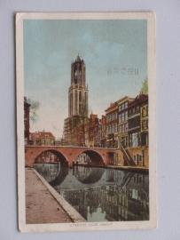 Utrecht, Oude Gracht  (1926)