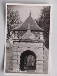 Schoonhoven, Veerpoort  (1953)