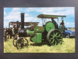 Aveling & Porter Steam Tractor No. 9170, 1920