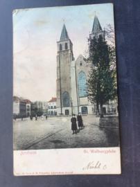 Arnhem, St Walburgplein, rond 1910
